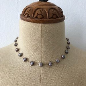 Jewelry - Iridescent Pearl Necklace